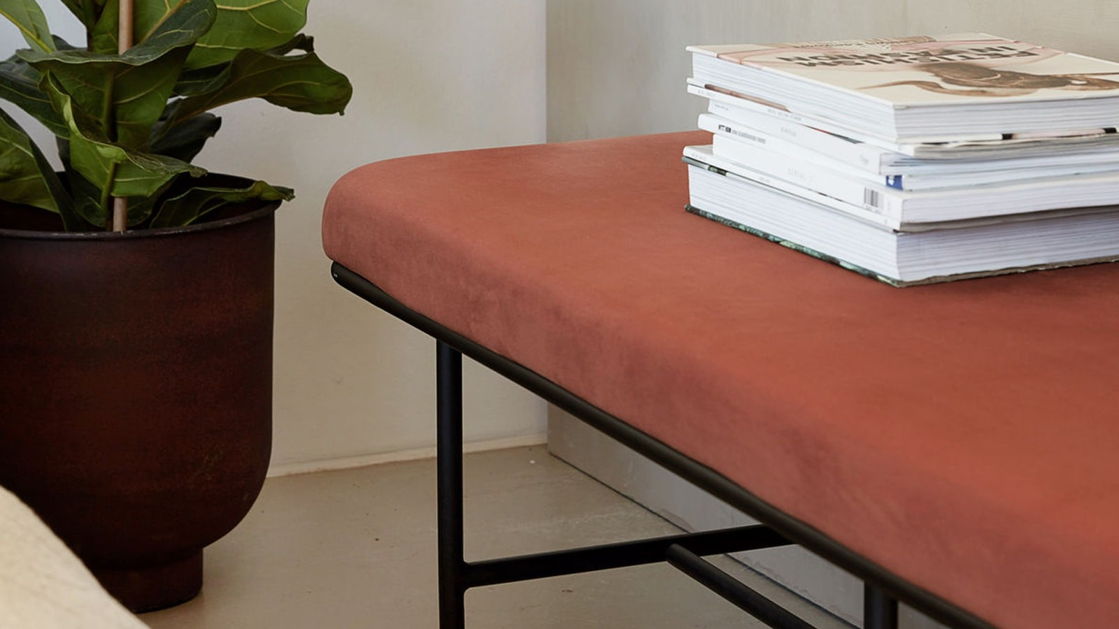 banc rouille House Doctor Homifab
