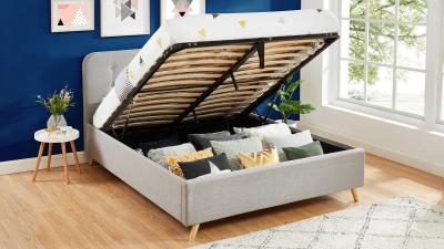 Rentrée : les astuces rangement de Homifab avec le lit coffre