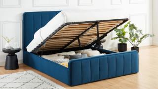 Des rangements supplémentaires : lits coffres et lits tiroirs